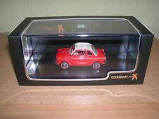 Premium X 1960 Nsu-Fiat Weinsberg 500 Rojo Rojo, 1:43