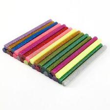 36 x Glitter Hot Melt GLUE Adhesive Sticks 100mmx7mm For Heating Gun