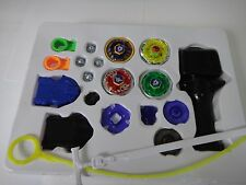 Launcher Grip Beyblade Set Metal Master Fusion Top Rapidity Fight US Seller