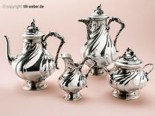 "Prunkservice ""Silber"" Historismus 1880-1890"