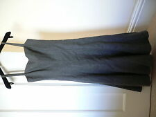 Rugby by Ralph Lauren Grey Cashmere Wool Blend dress_US 0 / UK 6 / XS -