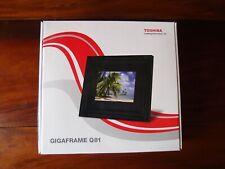 Toshiba Gigaframe Q 81 photo viewer. REDUCED PRICE!