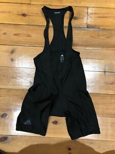 Adidas Response Cycling Men's Bib Shorts Size M EXCELLENT CONDITION