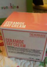 The Herbiarie CERAMIDE DAY CREAM 2 fl.oz/60 ml  SEALED BOX! FREE SHIPPING!