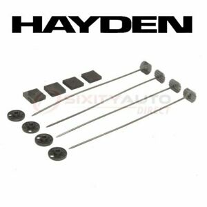 Hayden Oil Cooler Mounting Kit for 1960-1964 Cadillac Series 62 - Automatic ai