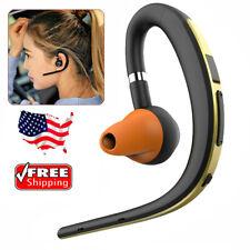 Bluetooth Headset Earpiece Earphone Headphone for iPhone Motorola Samsung Lg Htc