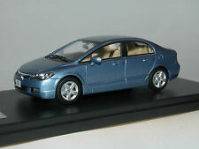 Premium X Models PRD428, Honda Civic 8. Generation, 2006, blau metallic, 1/43