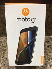 """Motorola Moto G 4th Gen. XT1625 - 16GB - Black (Unlocked) - """"NO AD VERSION"""""""