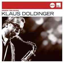 KLAUS DOLDINGER Shakin' The Blues CD BRAND NEW Jazzclub Legends