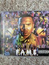 Chris Brown : F.A.M.E. CD Deluxe  Album (2011) VGC