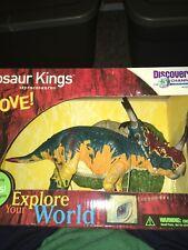 Resaurus Dinosaur Kings Styracosaurus Mib 1997 Toy Line + With Free Dinosaur Toy