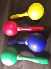 Large Musical Maracas Instruments Kids