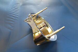 Rear light / tail lamp lens mount surround chrome for Keeway Superlight 125