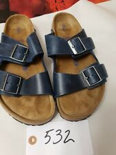 #-816- Men's  BIRKENSTOCK  'Arizona Soft' Slide Sandal Sz EU 41 (US 8 / 8.5 )