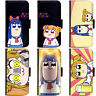 PIN-1 Anime Pop Team Epic Phone Wallet Flip Case Cover for HTC Nokia Oppo Xiaomi