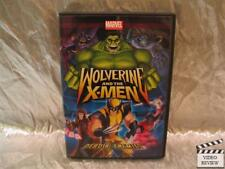 Wolverine and the X-Men DVD Deadly Enemies