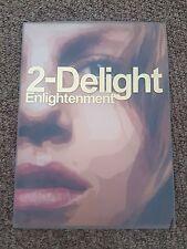 2-Delight Enlightenment: Hiro Sugiyama Takeya Sugoroku Showcase Artist Book RARE