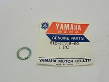 NOS YAMAHA 812-11198-00-00 CRANCASE / OIL PUMP GASKET RT1 DT3 ET250 XC125 EF1200