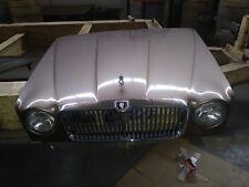 jaguar XJ6, VDP,  hood , grille, headlights assembly 1979-1987