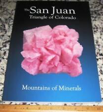 extraLapis English No. 15 The San Juan Triangle Of Colorado 2011 Rhodochrosite
