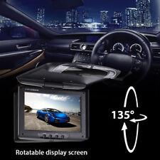 Flip Down Roof Mount Monitor Audio Player Reversing Image Car DVD Monitor Hot