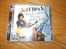 JEFF BECK - ROCK 'N' ROLL PARTY CD