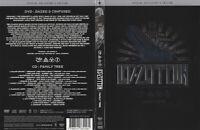 DVD  CD  Led Zeppelin – Family Tree Argentina 2009 Sealed