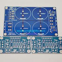 1set(2pcs HIFI LM3886 Power Amplifier+1pc Rectifier Filter Power Supply PCB)