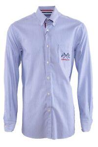 Paul & Shark Yachting Men's Blue Shirt Size 41