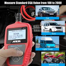 OBD Car Battery Load Tester Charging Cranking System Diagnostic Voltage Analyzer