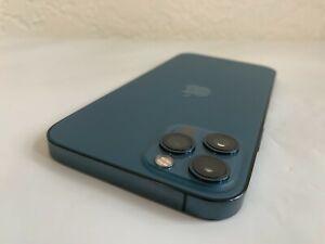 Apple iPhone 12 Pro 256GB Pacific Blue ( Unlocked ) A2341 (CDMA + GSM)