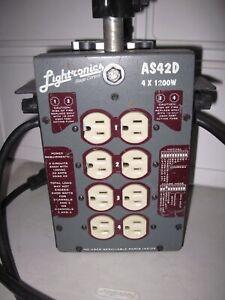 Lightronics AS42D Dimmer