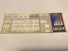 Rare Van Halen Unused Concert Ticket 5/22/98 Madison Square Garden New York