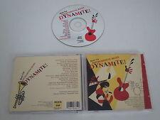 VARIOUS/INSTRUMENTAL BLUES DYNAMITE(NEGRO TOP CD BT-1135)CD ÁLBUM
