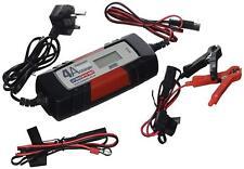 MAYPOLE schnell Trickle Puls Modus 4a 12v Ladegerät Smart Auto elektronische