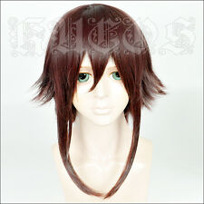 KonoSuba:God's Blessing on this Wonderful World! Megumin Cosplay Wig Brown Hair