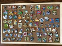 Disney Stitch Pin Lot, Limited Edition/Cast Member Only, Collectible Stitch Pins
