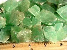 Calcite blue green aqua all natural mine rough crystal Mexico 3 pound lots