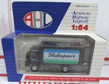 AHL American Highway Legends SHAKESPEARE TACKLE 1/64 Die Cast Truck NIB