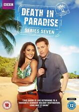 Death in Paradise Series season 7 DVD New & Sealed BBC 3 discs R4