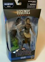 Marvel Legends AVENGERS ENDGAME SHURI 6in Figure BAF HULK Black Panther IN STOCK