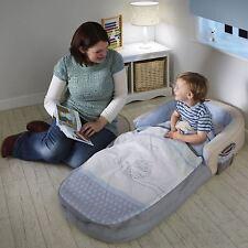 Mi primera READYBED Niños Búho Sleepytime 18 meses + colchón relleno de aire Confort