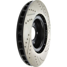 Disc Brake Rotor Front Right Stoptech 127.39035R