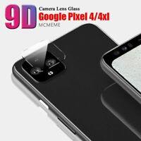 For Google Pixel 4 4XL Camera Lens Tempered Glass Screen Protector