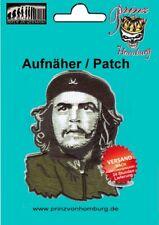 Che Guevara -  Patch Aufnäher Biker Vintage Revolution Kuba