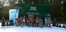 Dept 56 Dickens Village Manchester Square Set of 25 #58301 Never Displayed 3