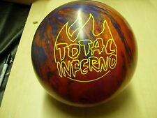 = 16# NIB 2006 Brunswick Bowling Ball Total Inferno 16 lbs, LY741053