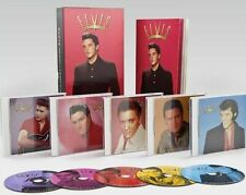 """ELVIS PRESLEY   FROM NASHVILLE TO MEMPHIS  The  """"REAL DEAL""""  LONGBOX   from SONY"""