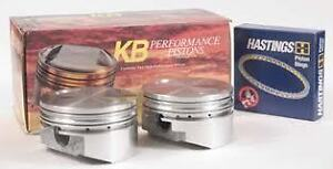 KEITH BLACK KB PISTON KIT FOR 48-65 PANHEAD 66-84 SHOVELHEAD 88-98 KB294 +0.20
