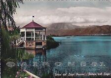 LUCCA VIAREGGIO 65 TORRE DEL LAGO PUCCINI Cartolina FOTOGRAFICA viaggiata 1954